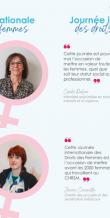 Actualité Journée Internationale des Droits des Femmes